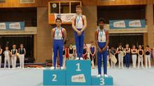 Gymteam behaalde maar liefst 13 medailles op het Oost-Vlaams Kampioenschap!