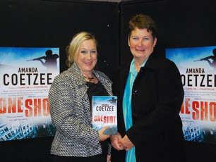 Local launch of new best seller, ONE SHOT