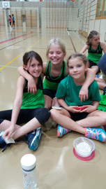 Swiss Netball Match Playday II