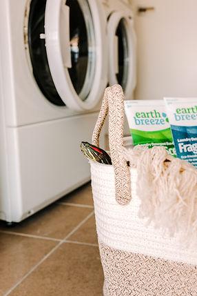 On-site laundry faciltiies