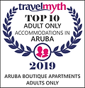 Travel Myth 2019 adults-only award