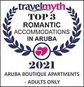 travel myth award aruba romantic accomodations