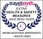 travel myth award aruba extra health & safety measurements covid-19