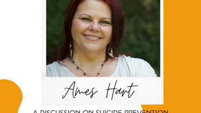 National Suicide Prevention Month w/ Ames Hart