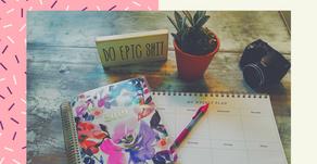 Staying Organized to Suppress Anxiety