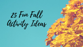 25 Fun Fall Activity Ideas