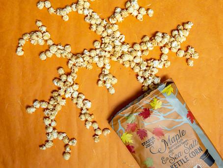 Trader Joe's Maple & Sea Salt Kettle Corn Review
