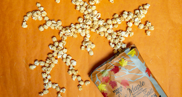 Trader Joe's Maple & Sea Salt Kettle Corn Review