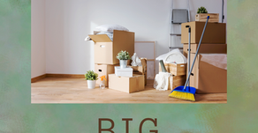 Tips for when your planning a big move