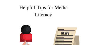Helpful Tips for Media Literacy