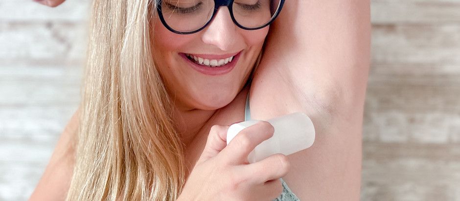 Four Reasons to Switch to Natural Deodorant