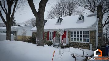 Extension de Maison Ancienne - Ville de Québec