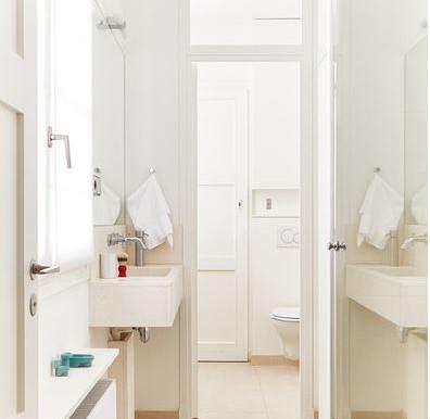 Idées pour agrandir sa petite salle de bain!
