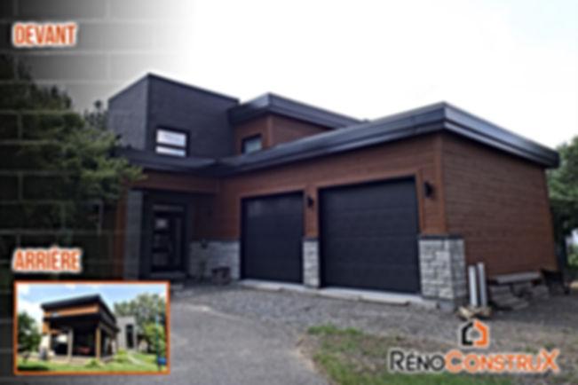 Rénoconstrux- Rénovation maison neuve - ville de Québec