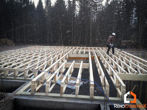Réno Construx - Construction Maison Neuve - ville de Québec