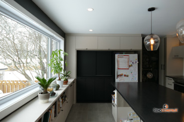 Renoconstrux -agrandissement cuisine - Québec