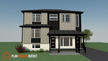 Plan Maison Québec -Plan de votre maison - Québec