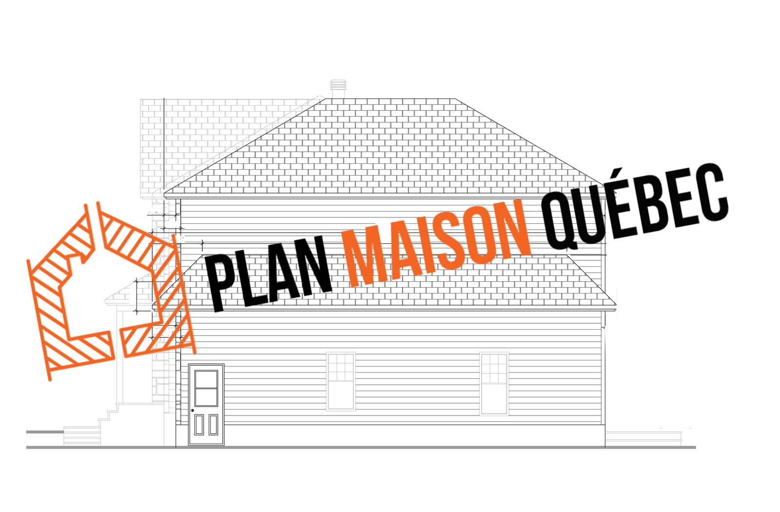 Plan maison qu bec plan de construction partout au qu bec - Plan de maison quebec ...