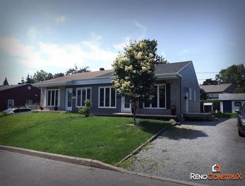Entreprise de rénovation de maison, Québec