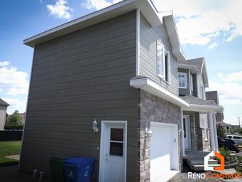 Annexe Maison avec garage, ville de Québec