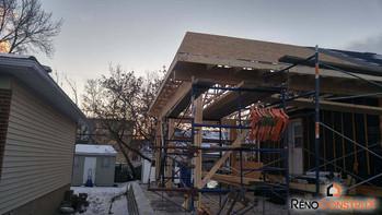 Réno Construx - Agrandissement-de-garage - Ville de Québec