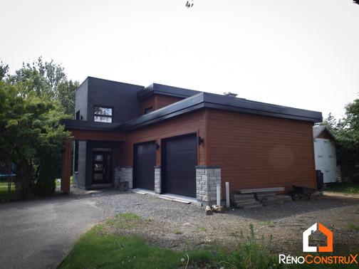 Construction Neuve - Revêtement et design - Québec