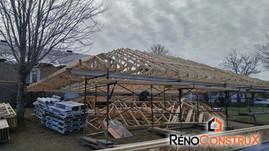 Réno Construx - Agrandissement-chambre - Ville de Lévis