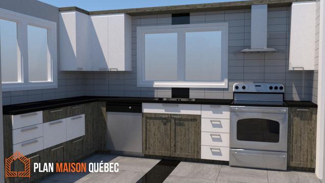 Pour concevoir vos plans de rénovation et perspective 3D selon les standards de qualité les plus élevés de notre industrie. La création de plan construction.