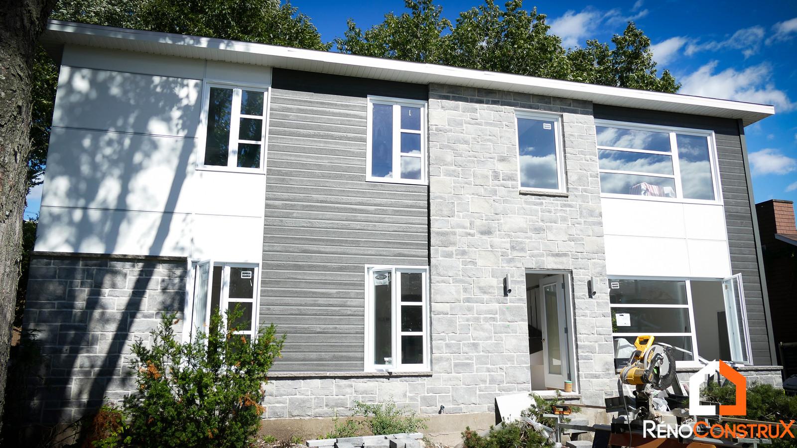 Extension De Maison Ancienne   Ville De Québec