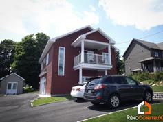 Pour la construction d'une maison, d'un garage.  Laissez  nous vous présenter les plans de construction et faites affaire avec notre entrepreneur, Québec