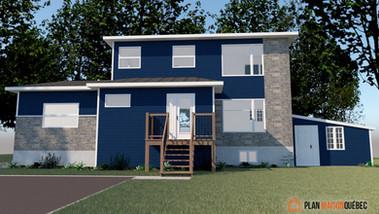 Plan de maison gratuit - Rénovation