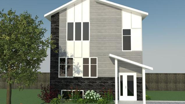 Plan Maison Québec -Design de maison - Québec