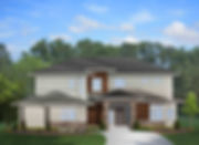 Contemporary Prairie Fargo Modern Homes.