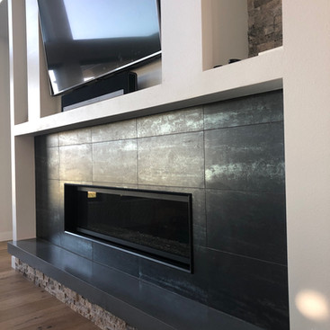 Tile Fireplace- Concrete Hearth.JPG