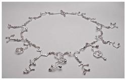 """Monecule""necklace"