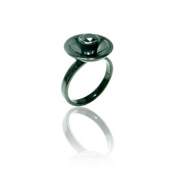 The Black Engagement Ring