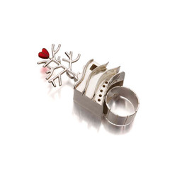 """Memories """"Home"""" Ring/Pendant/Object"""
