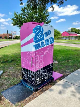 """2nd Ward"" Front"