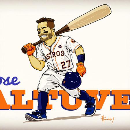 """""""Jose Altuve"""""""