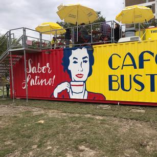 Cafe Bustelo Mural