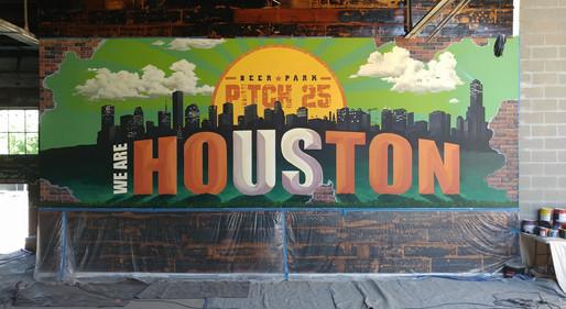 Pitch25 Mural w/ Jon Garner