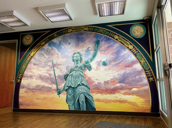 Baytown Municipal courthouse