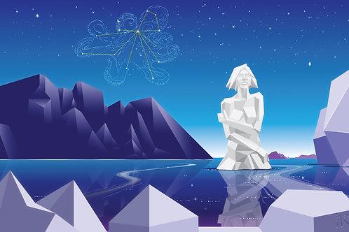 """New Constellation"" Print"