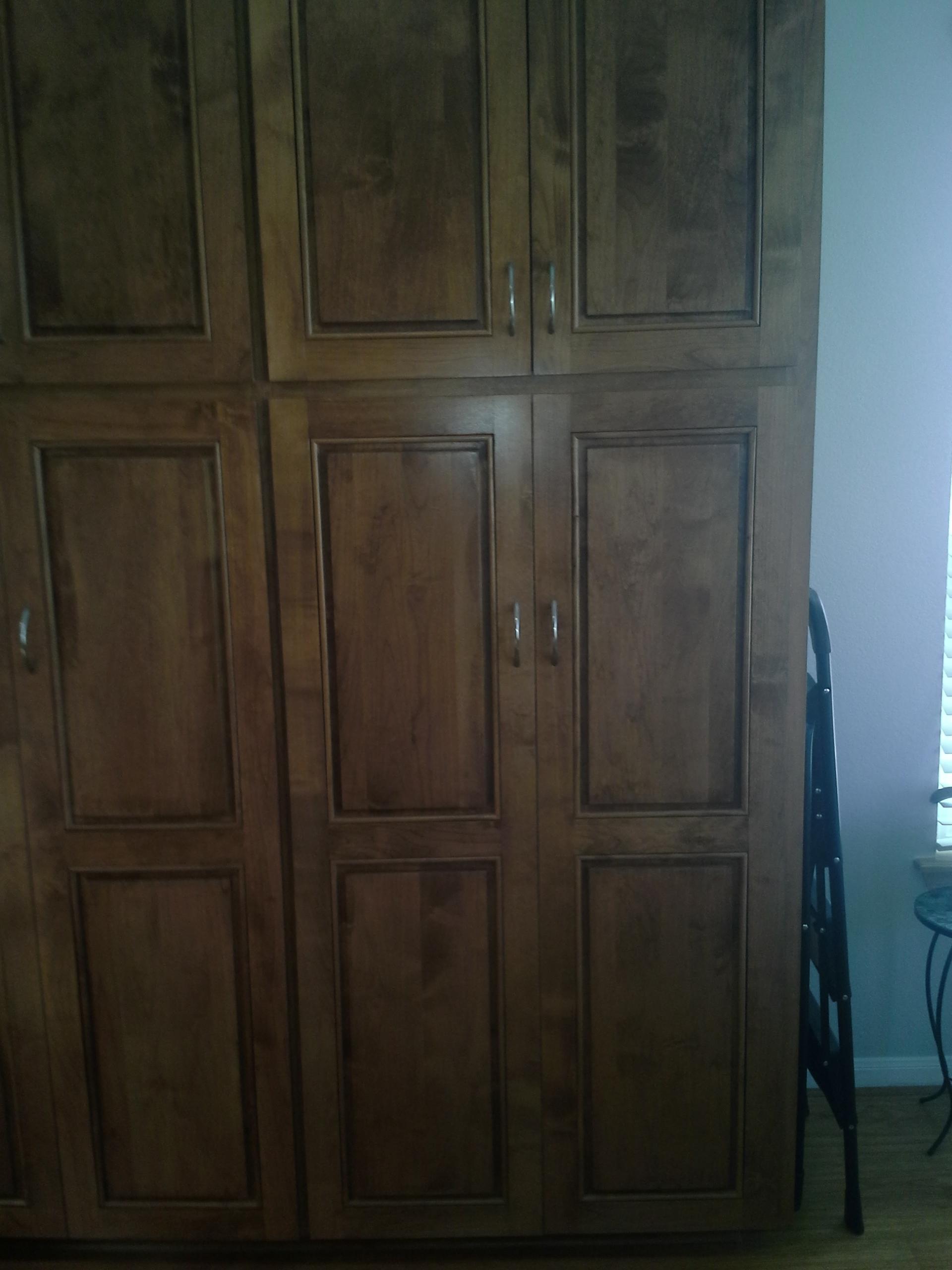 Derrer Job Pantry Cabinets
