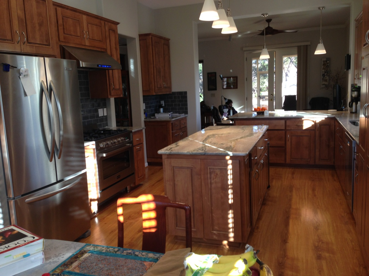 Derrer Job Overall Kitchen Cabinets