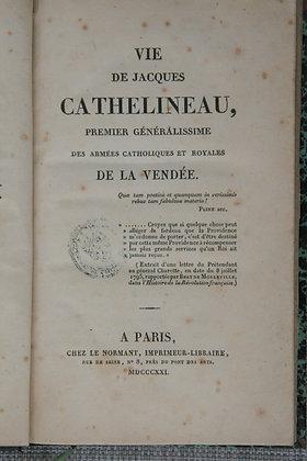 de Genoude  : la vie de Jacques Cathelineau