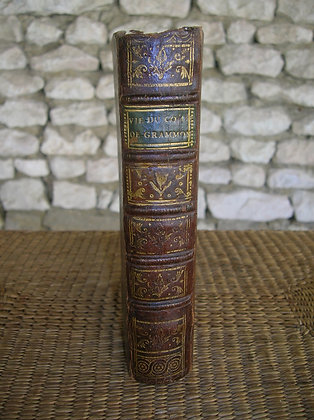 de GRAMMONT / Mémoires de la vie du Comte de G.