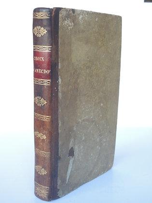 Bosselman de Bellmont  / Maintenoniana ou choix d'anecdotes