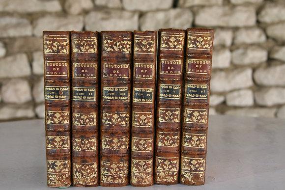 HUME David /  Histoire des Tudor