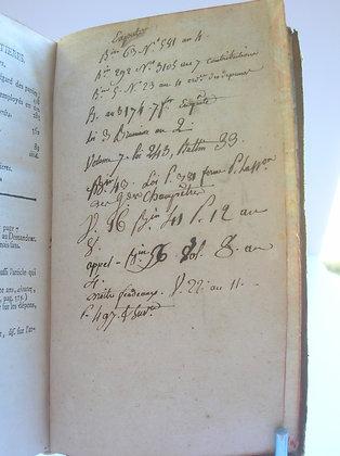 JOUSSE / Nouveaux commentaires ordonnance civile 1767
